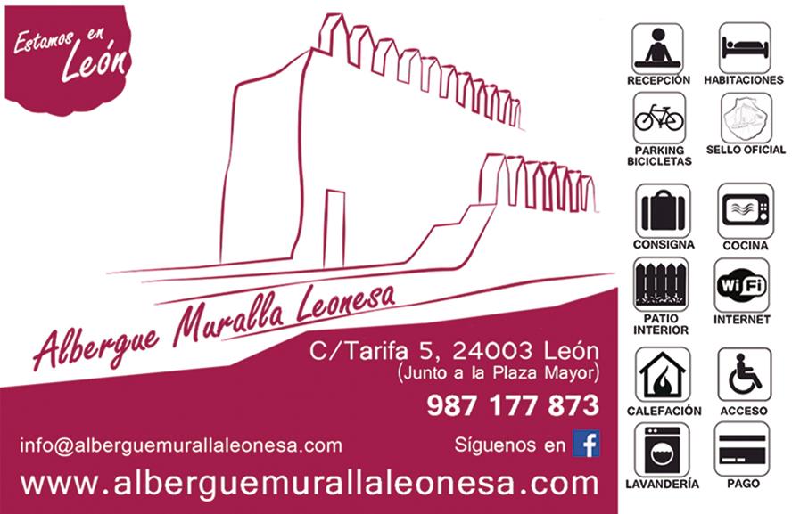 Albergue Muralla Leonesa