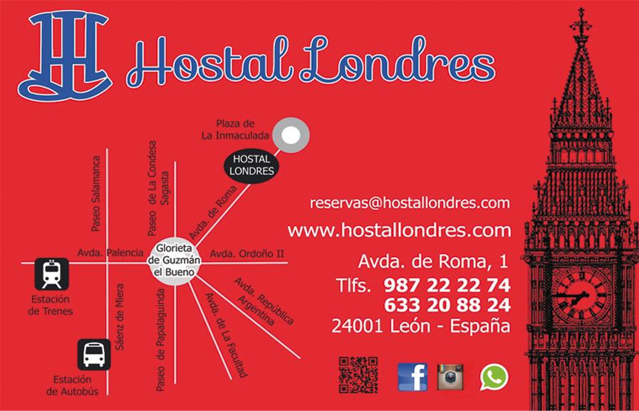 Hostal Londres