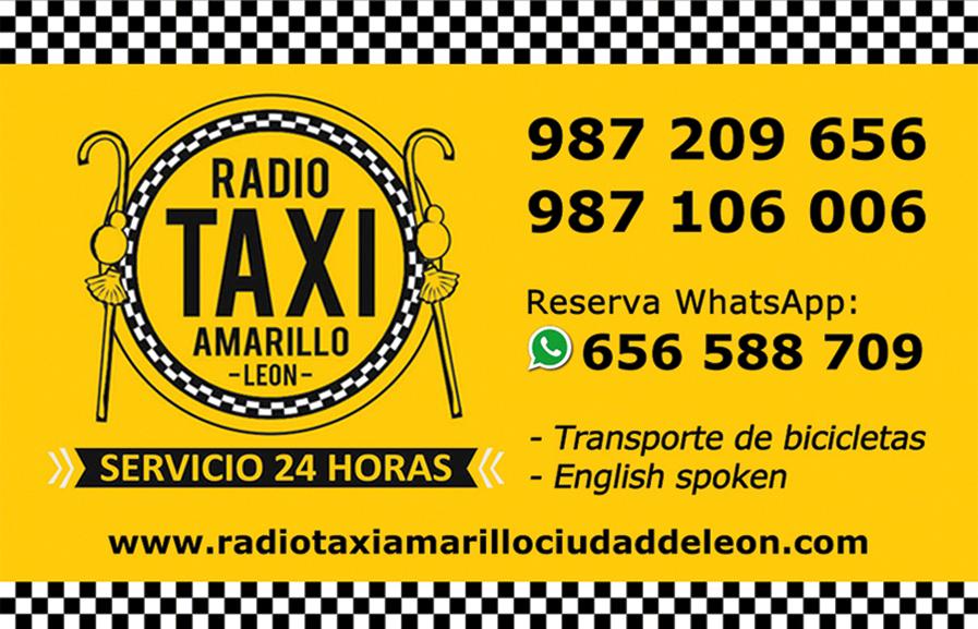 Radio Taxi Amarillo