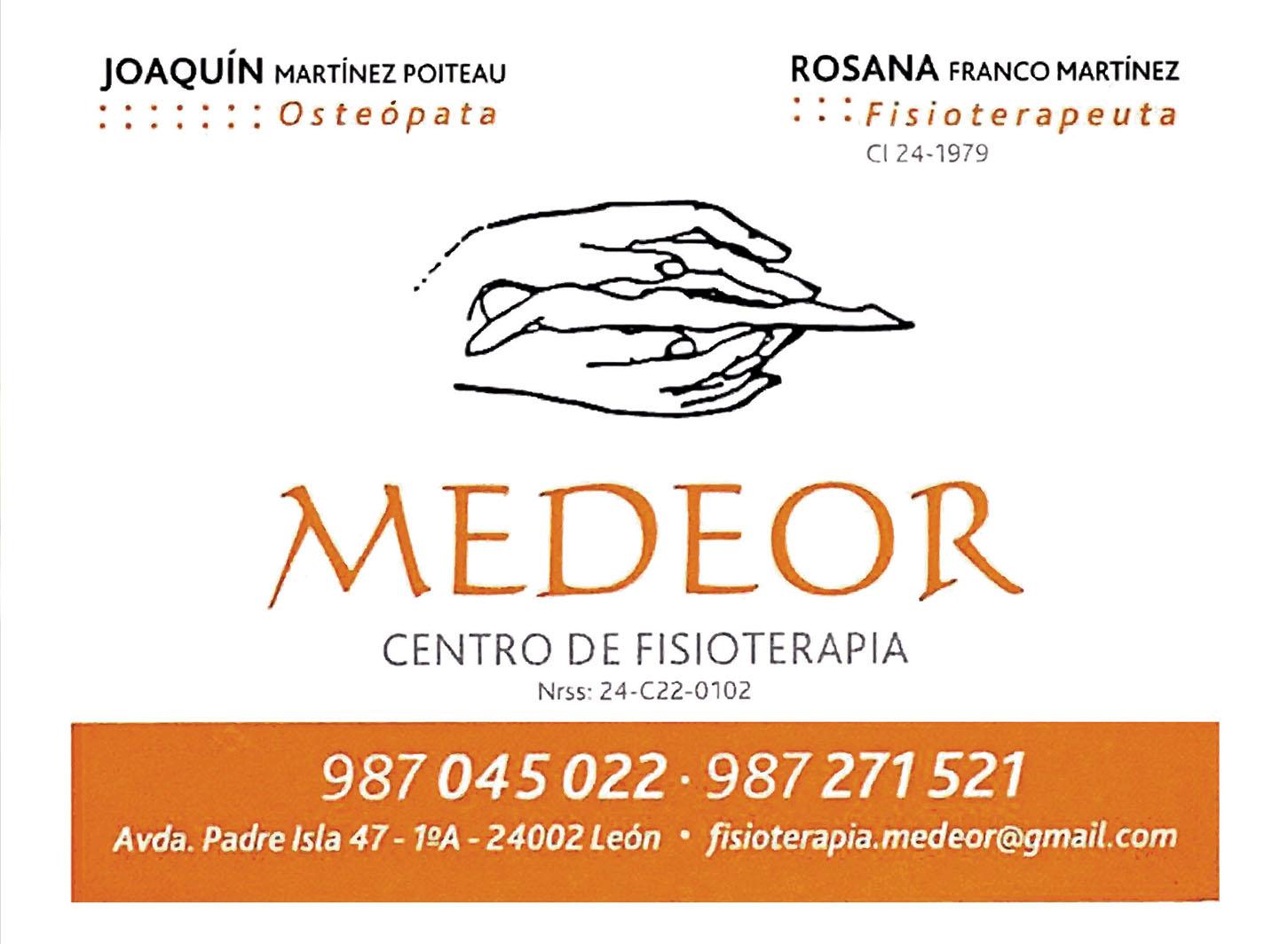 Fisiterapia Medeor